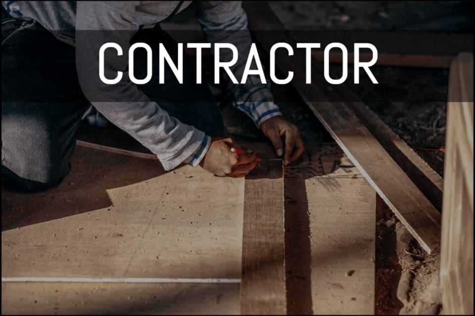 Contractor/Trades