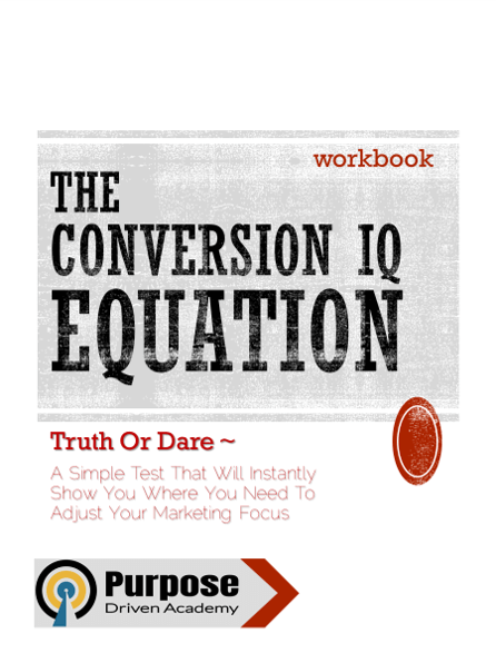 Conversion IQ Equation